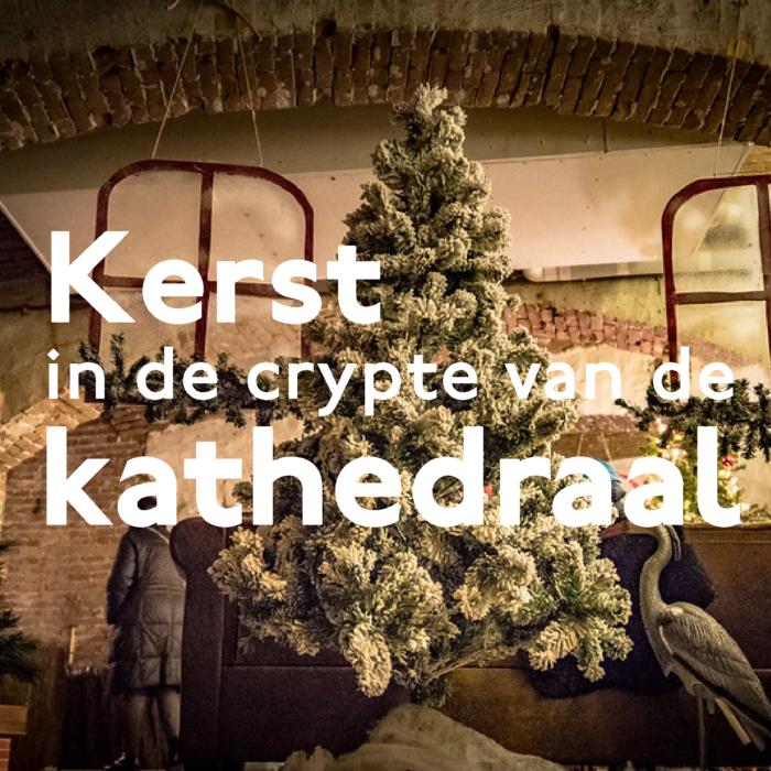 Kerst in de crypte